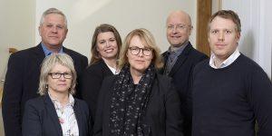 Ledningsgrupp Kollektivtrafikmyndigheten i Västernorrlands län
